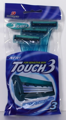 Dorco TOUCH-3 (3 шт)