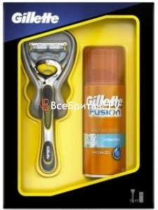 Gillette Набор Fusion Proshield 423033
