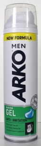 Arko men гель для бритья Anti-Irritation